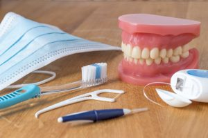 Dental Apparatus for the Tooth Support