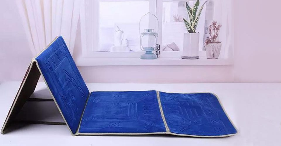 What to see in foldable prayer mats?